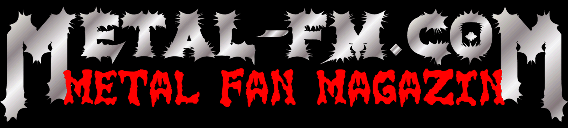 Metal-FM.com Metal Fan Magazin Logo